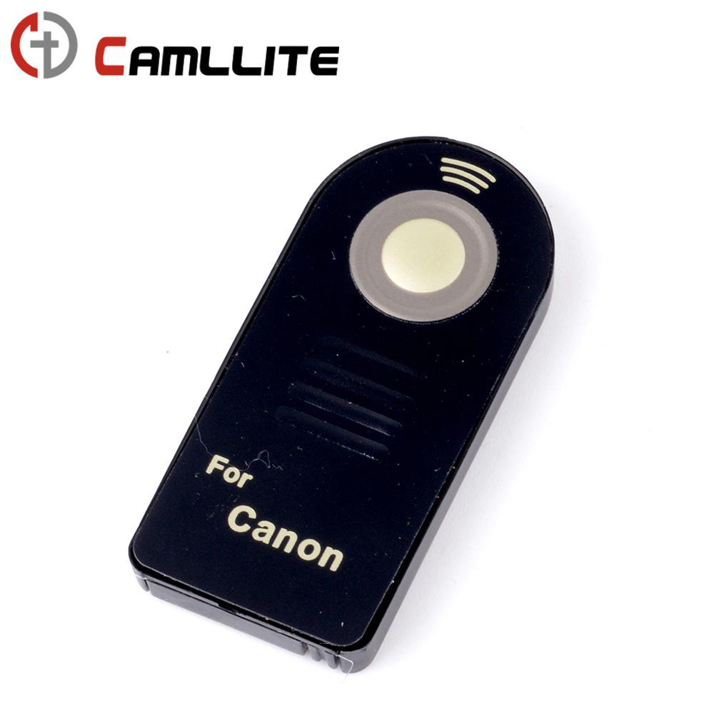Infrared Wireless Remote Control Shutter Release For Canon EOS DSLR SLR 5D Mark 2 3 5D2/7D 7D2/550D/500D/60D/600D(China (Mainland))