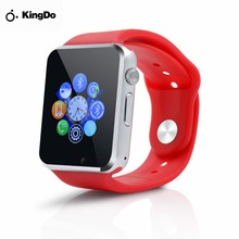 Bluetooth Push Message Smartwatch Wristwatches For Android IOS Smart Watch with SIM Card Slot akilli saatler PK DZ09 GT08
