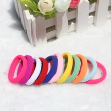 Buy TS 50pcs women headbands Hair Holders High Rubber Bands lady Hair Elastics Accessories Girl Gum girl Headwear for $4.31 in AliExpress store