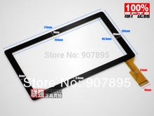 "Minimum $3 7inch 7"" capacitive panel touch screen digitizer glass for All Winner A13 Q8 Q88 Tablet PC MID BSR028-V3 KDX CZY6075A(China (Mainland))"