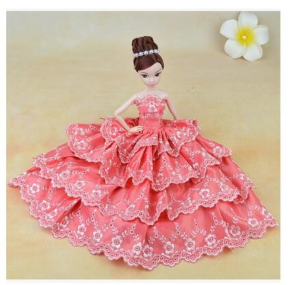 14 types for select Competition Presents For Ladies Reward Doll Night Swimsuit Marriage ceremony Costume bobtail Garments For Barbie 1:6 Doll BBI00353