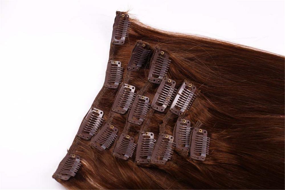 Full Set Hair Extensions Hair Extensions 7pcs/set