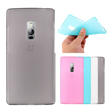 Buy Oneplus Two Case Original Ultra Thin Soft TPU Case Oneplus 2 One Plus 2 Case Silicone Protective Phone Back Cover Skin for $1.49 in AliExpress store