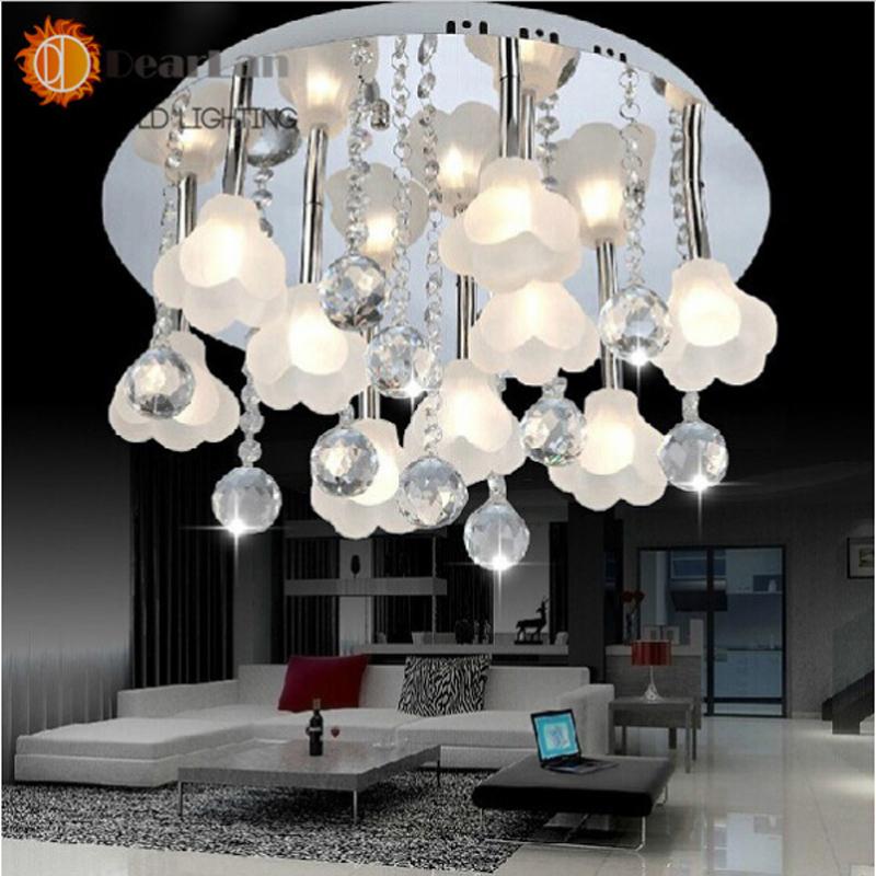 blume ball lampe-kaufen billigblume ball lampe partien aus china ... - Moderne Lampen Fur Wohnzimmer