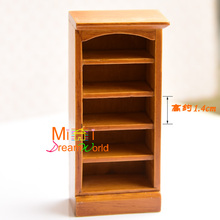 1:12 Dollhouse Bedroom Furniture Living Room Bedroom Cabinet Shoes Closet()
