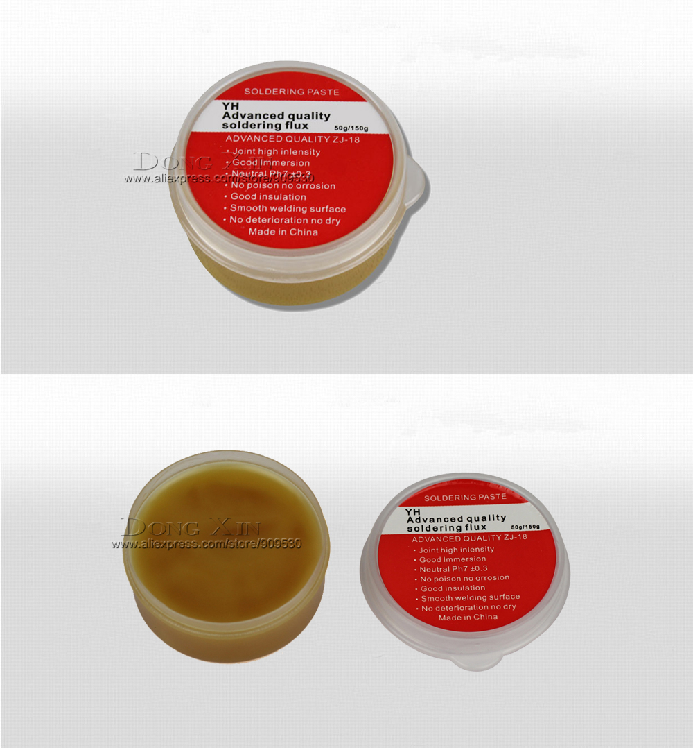 how to use kester solder paste