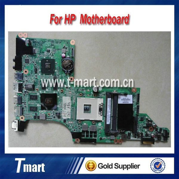 100% working Laptop Motherboard for hp 605320-001 pavilion DV7 DV7T DV7-4000 HM55 HD5650 System Board fully tested