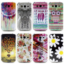 Buy Samsung Galaxy Grand Neo i9082 i9060 i9080 Fashion Cartoon Owl Eyes Flower Elephant Soft TPU Phone Case Cover Skin for $1.29 in AliExpress store
