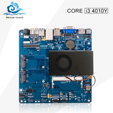 Freeship High Performance Motherboard core i3 4010Y Desktop computer Integrated Mainboard DDR3 With CPU VGA+HDMI(China (Mainland))