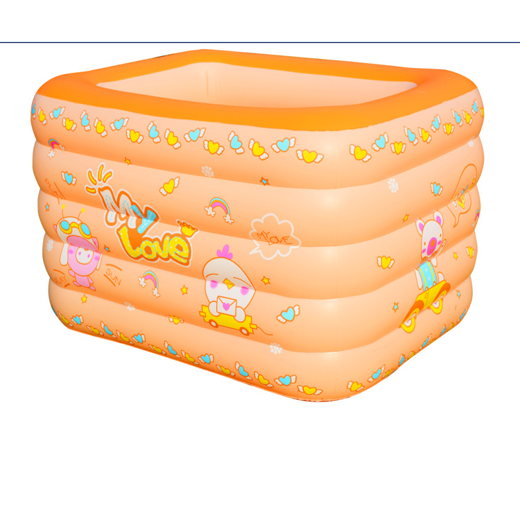 Free shipping multifunctional baby inflatable swimming pool five layers swimming pool children indoor inflatable swimming pool(China (Mainland))