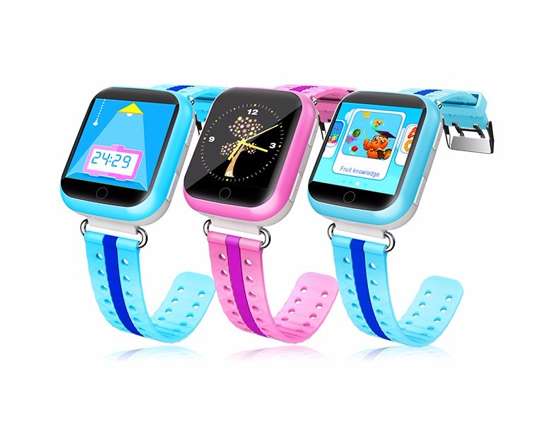 image for GPS Smart Watch Q750 Q100 Baby Watch With Wifi 1.54inch Touch Screen S