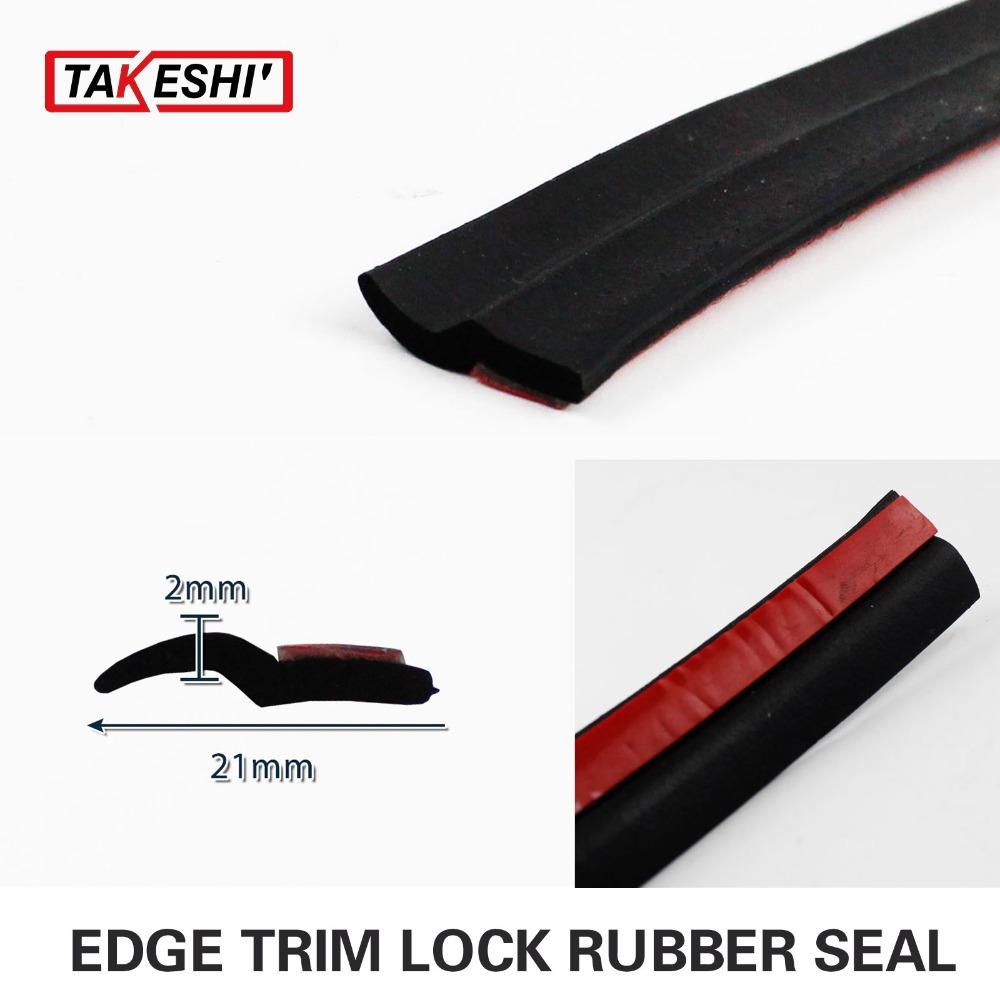 "60"" 150cm Z Shape sound proof Waterproof Trim Rubber flexible Car SUV Door Trunk weatherstrip Edge Seal Strip Waterproof(China (Mainland))"