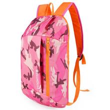 Waterproof Sport Bag Anti Theif Travel Backpack Female Men Outdoor Camping Women Handbag Mini School Bag For Teenage Boys Girls(China)