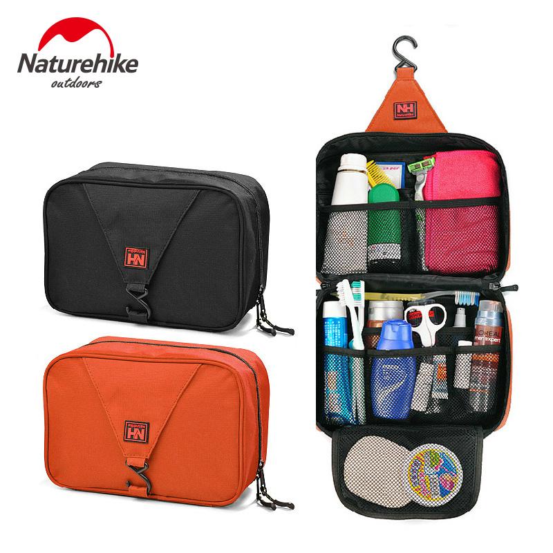2016 New Travel Wash Bag Wash Bags Men Big Capacity Laundry Portable Mesh Camping Equipment Travel Kits NatureHike(China (Mainland))