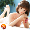 Real Silicone Sex Dolls Male Masturbator Janpanese Love Doll Inflatable Big Breast Sex Doll Toys For