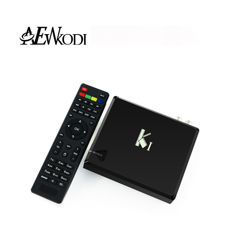 Anewkodi K1 T2 Android TV Box DVB-T2 Android 4.4 1G/8G XBMC iptv europe install google app media player better than mag250(China (Mainland))