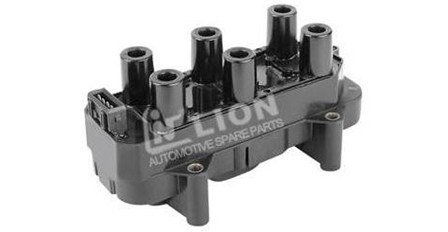 Free Shipping New Car Ignition Coil For Opel Oem 208007 90492255 0221503010 Dmb848 Car Replacement Parts