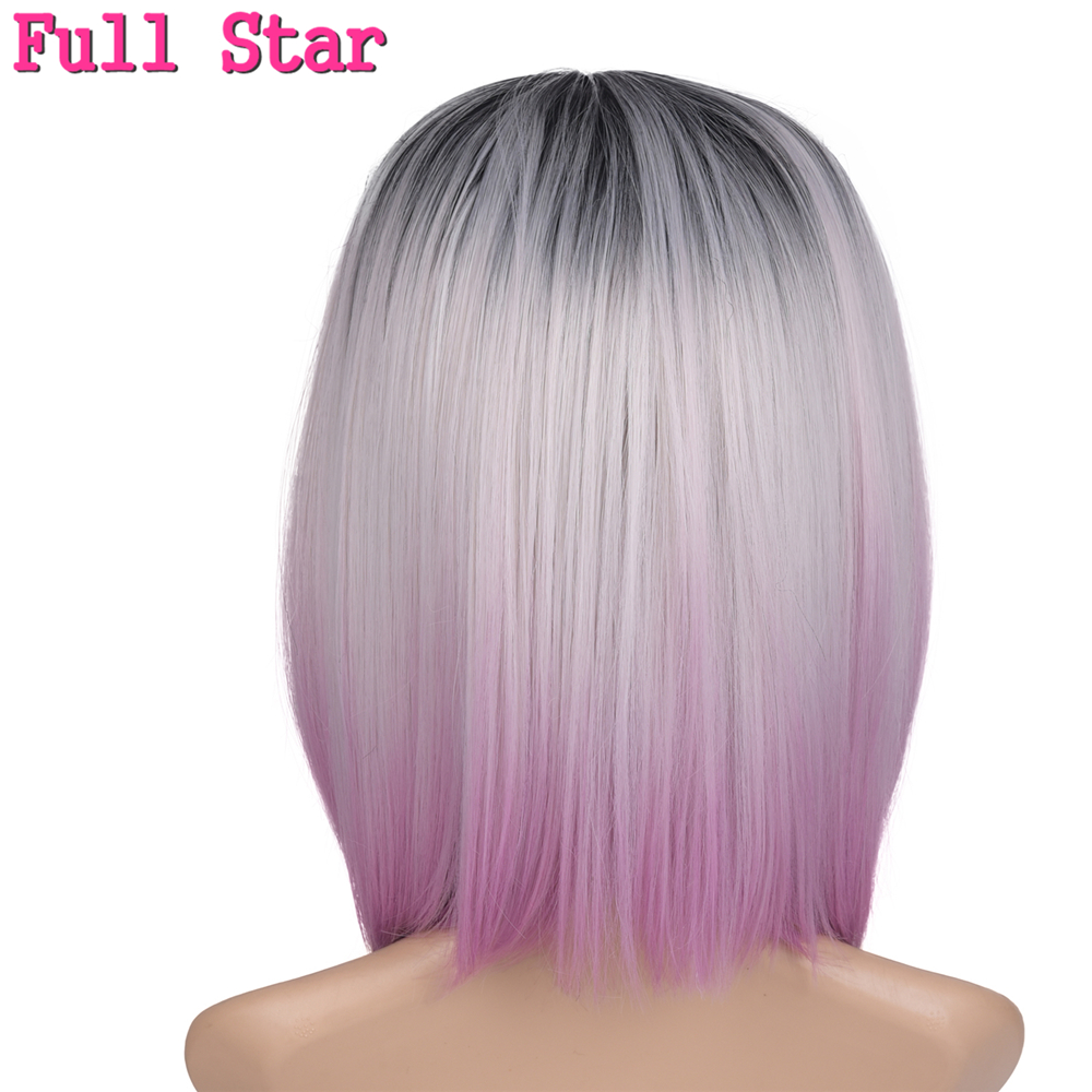 synthetic wig Full Star244