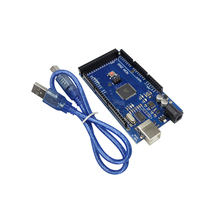 Buy Free MEGA 2560 R3 ATmega2560 AVR USB board + USB cable (ATMEGA2560 ) Arduino 2560 for $10.14 in AliExpress store