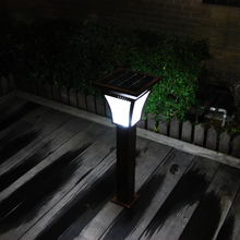 Solar landscape lights super bright outdoor garden solar street Garden lawn lamp villa