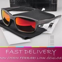 Neuf de haute qualité grillagée polarisée UV400 lentille ciclismo gafas occhiali motocross cyclisme lunettes de soleil oculos de sol(China (Mainland))