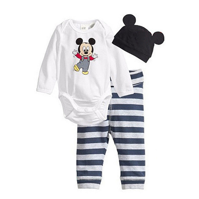 Fashion Carters Baby Boy Clothes Girl Clothing Set Romper