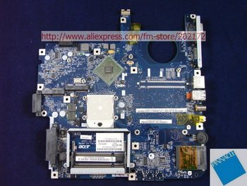 Laptop Motherboard FOR  ACER Aspire 7220 7520 7520G  MB.AMM02.001 (MBAMM02001)  ICY70 L21 LA-3581P (ICW50) 100% TSTED GOOD