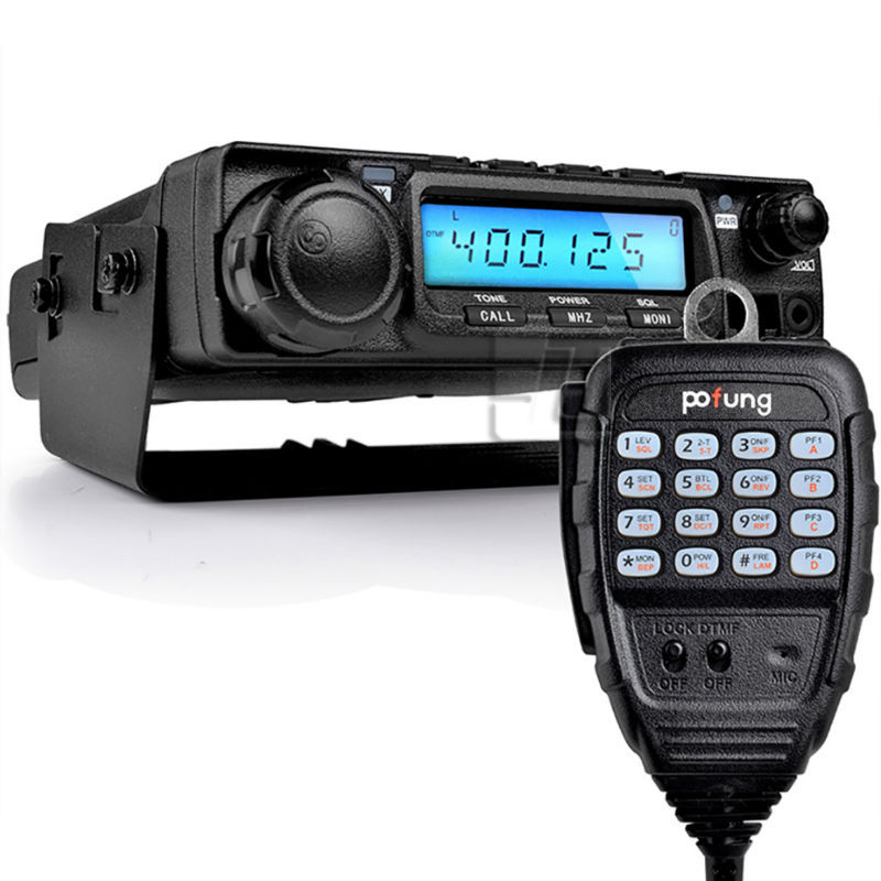 NEW Pofung Baofeng BF-9500 Mobile Car Radio Transceiver/Vehicle Radio UHF 400-470MHz 200CH(China (Mainland))