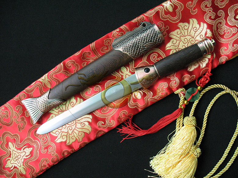 China Longquan sword swordfish gifts sword Free Engraving collection not of edge(China (Mainland))