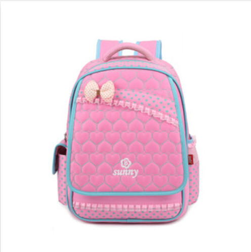 Elementary School Girl Girl Backpack For School