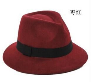 Женская фетровая шляпа MM  hat