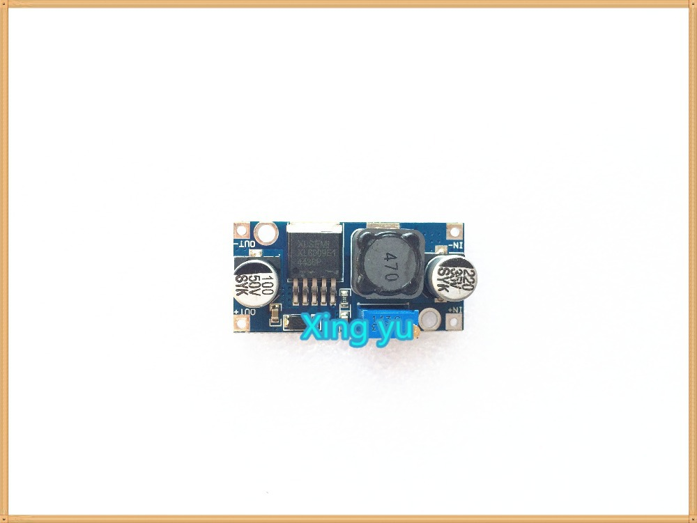 1pcs DC-DC Adjustable Step-up boost Power Converter Module XL6009 Replace LM2577(China (Mainland))