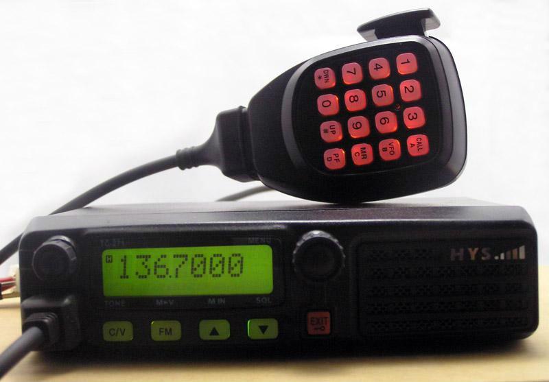 CB radio UHF band 477Mhz mobile transceiver radio TC-271 +Free shipping(China (Mainland))