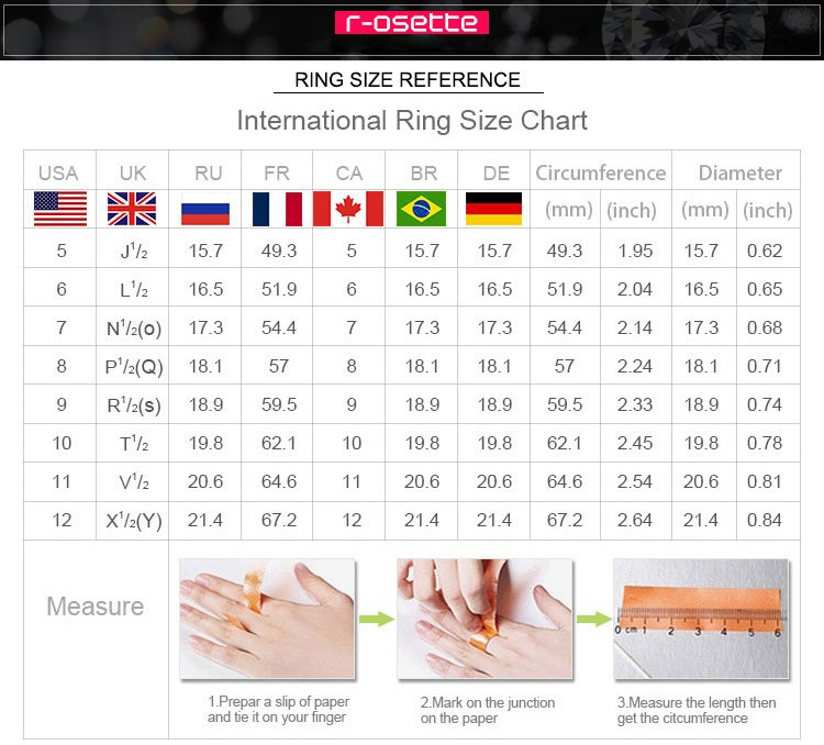 Engagement Rings For Women White Silver Plated Wedding Ring CZ Diamond Jewelry Trendy Bague Luxury Bijoux Accessories