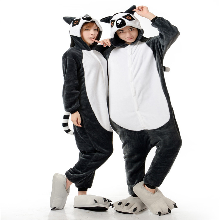 Long Tail Monkey Adult Onesie Pajamas Anime Cosplay Costume unisex Adult Onesie Sleepwear Party Costumes Dress WITHOUT SHOES(China (Mainland))