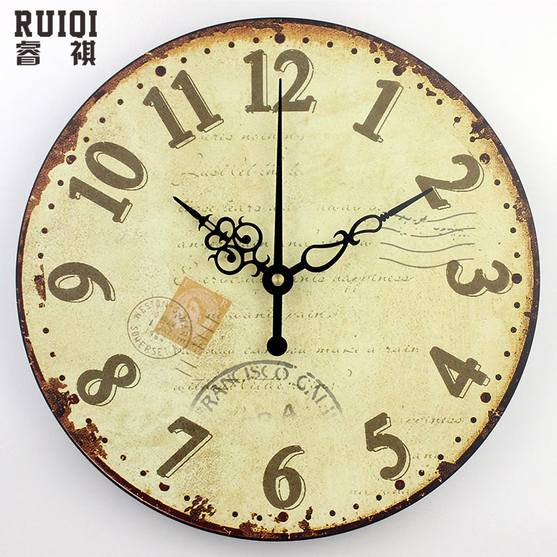 Wall Decor Clocks Modern : Large decorative wall clocks modern design absolutely