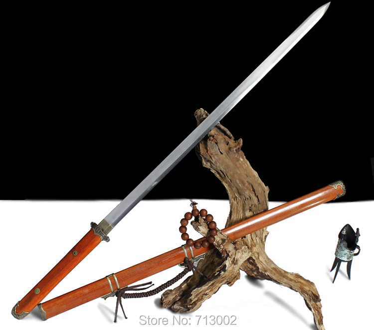 Wushu sword