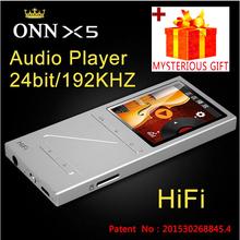ONN X5 Jogging Lossless Portable Digital Hifi Flac Sport Audio Mp 3 Screen Music Mp3 Player Radio FM Lcd 8gb Wma Voice Recorder(China (Mainland))