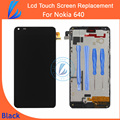 LL TRADER Black 100 Tested Touch Screen Replacement For Microsoft Nokia Lumia 640 LCD Display Digitizer