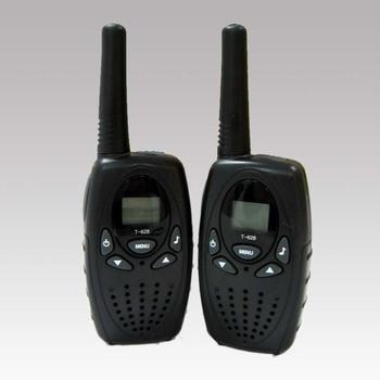 Walkie Talkie wt02 for family 0.5W PMR with 8KM 22 range  chabnels 2 way radio 2pcs/set