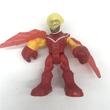 AOSST Avengers Action Figure Toy Dolls MARAVILHAS Infinita Guerra Homem De Ferro Homem-Aranha Hulk Capitão América Presente coleção(China)