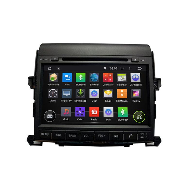 ROM 16G 1024*600 Quad Core Android 5.1.1 Fit TOYOTA Alphard 2007 - 2012 2013 2014 2015 Car DVD Player Navigation GPS Radio(China (Mainland))