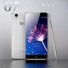 Original Elephone G7 5.5″ HD MTK6592 Octa Core Android 4.4 Cell Phone 1GB RAM 8GB ROM 13MP Dual SIM Ultra Thin WCDMA Smart phone