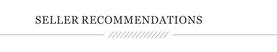 seller recommendation