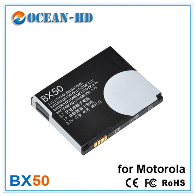 2PCS BX50 920mAh Protection Rechargeable Deep Cycle Battery For Motorola V8 V9 V9M V10 Z5 ZN5 Z9 U8 U9 RAZR 2 Fast Delivery(China (Mainland))