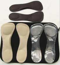 New High Heels Orthotic Arch Support Cushion Inserts Pads Flatfeet Shoes 3/4 insoles (China (Mainland))