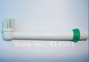 Battery powered rotating Electric Toothbrush refill head powerful automatic  free shipping