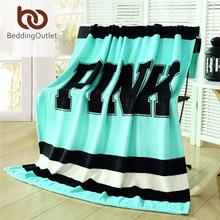 wholeSale Plaids and Bedspreads to Bed Sofa Travel Mantas e Cobertores De Casal Throw Para Blanket Fleece VS wool(China (Mainland))