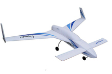 RC airplane Long EZ white color KIT(China (Mainland))