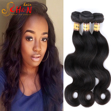 brazilian hair weave bundles nice textures 100% skin weft virgin brazilian hair extensions 1b color for black women 8a grade(China (Mainland))